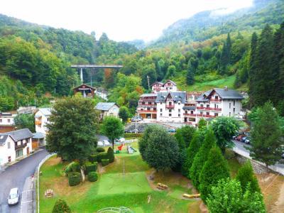 Location au ski Studio coin montagne 5 personnes (506) - Residence Royal - Brides Les Bains - Extérieur été