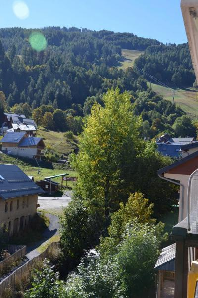 Location au ski Studio 4 personnes (17) - Résidence Royal Neige - Valloire - Extérieur été
