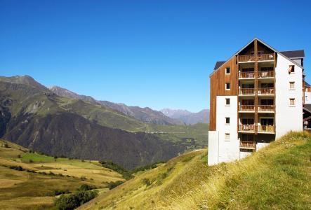 Vacances en montagne Résidence Royal Peyragudes - Peyragudes - Extérieur été