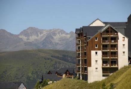 Location au ski Residence Royal Peyragudes - Peyragudes - Extérieur été