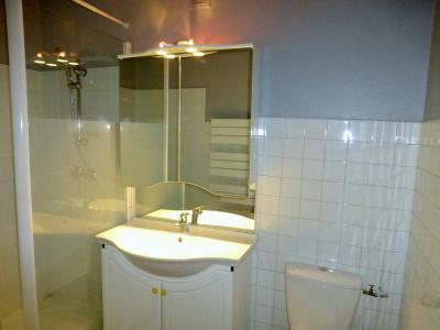 Vacances en montagne Studio 2 personnes (302) - Résidence Royal - Brides Les Bains - Salle d'eau