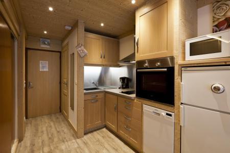 Vacances en montagne Studio 4 personnes (5) - Résidence Royal - Brides Les Bains - Cuisine