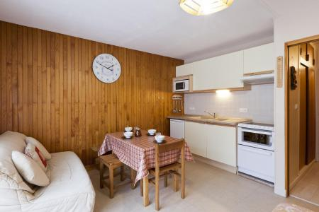 Vacances en montagne Studio coin montagne 5 personnes (506) - Résidence Royal - Brides Les Bains - Cuisine