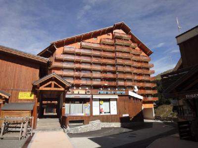 Location au ski Residence Ruitor - Mottaret - Extérieur été