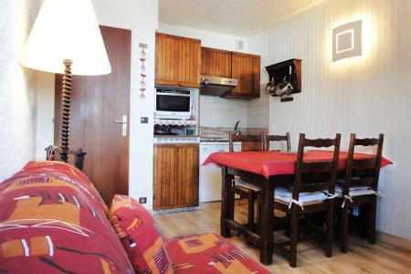 Vacances en montagne Appartement 2 pièces 4 personnes (709) - Résidence Ruitor - Méribel-Mottaret - Séjour