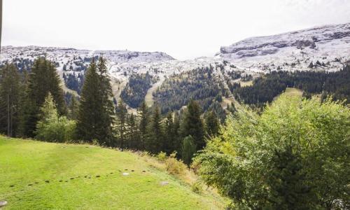 Wakacje w górach Apartament 2 pokojowy kabina 6 osób (Budget 37m²-1) - Résidence Sagittaire - Maeva Particuliers - Flaine