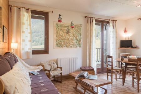 Vacances en montagne Appartement 2 pièces 4 personnes (112) - Résidence Saint Appolonie - Serre Chevalier - Logement