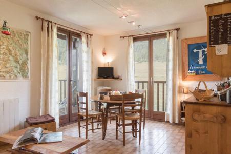 Vacances en montagne Appartement 2 pièces 4 personnes (112) - Résidence Saint Appolonie - Serre Chevalier - Séjour