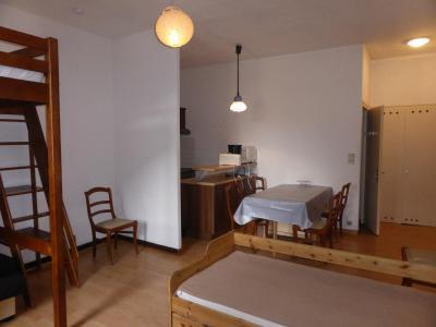 Holiday in mountain resort Studio sleeping corner 6 people (105) - Résidence Sainte Marie - Les Houches