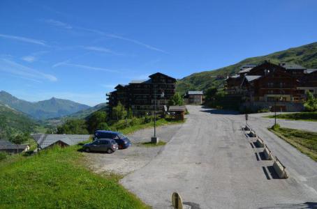 Vacances en montagne Studio 2 personnes (301) - Résidence Sarvan - Les Menuires
