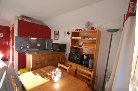 Vacances en montagne Studio cabine 4 personnes (509) - Résidence Sarvan - Les Menuires - Cuisine