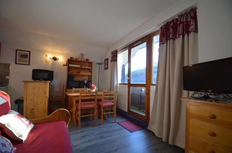 Vacances en montagne Studio cabine 4 personnes (509) - Résidence Sarvan - Les Menuires - Séjour
