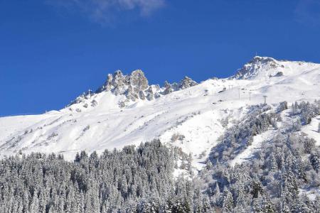 Vacances en montagne Résidence Saulire - Méribel-Mottaret