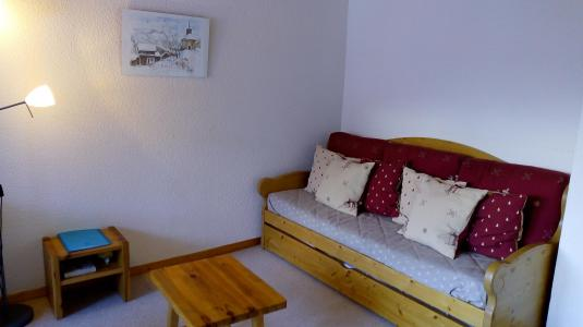 Vacances en montagne Appartement 3 pièces cabine 6 personnes (013) - Résidence Sérac - Méribel-Mottaret - Banquette