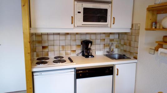 Vacances en montagne Appartement 3 pièces cabine 6 personnes (013) - Résidence Sérac - Méribel-Mottaret - Kitchenette