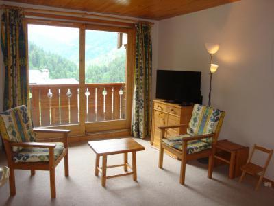 Vacances en montagne Appartement 3 pièces cabine 6 personnes (013) - Résidence Sérac - Méribel-Mottaret - Séjour
