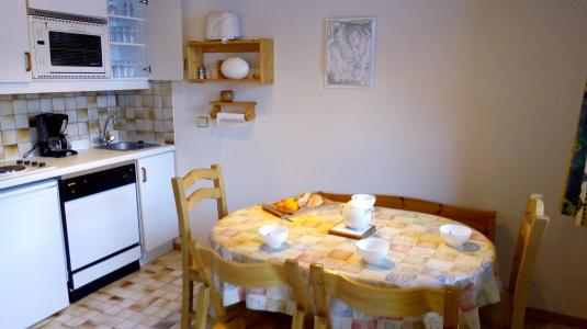 Vacances en montagne Appartement 3 pièces cabine 6 personnes (013) - Résidence Sérac - Méribel-Mottaret - Table