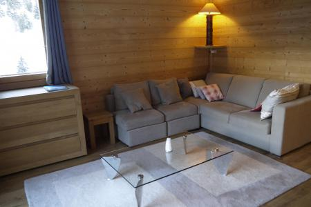 Vacances en montagne Appartement 3 pièces cabine 7 personnes (007) - Résidence Sérac - Méribel-Mottaret - Banquette