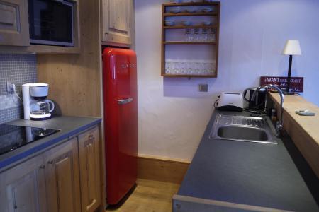 Vacances en montagne Appartement 3 pièces cabine 7 personnes (007) - Résidence Sérac - Méribel-Mottaret - Cuisine