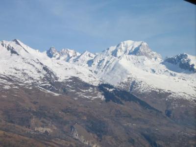 Vacances en montagne Studio coin montagne 4 personnes (214) - Résidence Sextant - Montchavin La Plagne