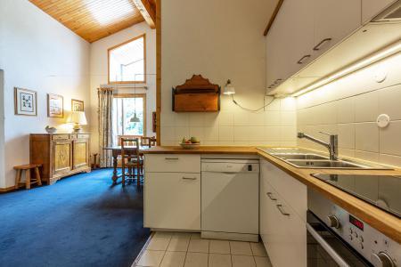 Vacances en montagne Appartement 4 pièces 10 personnes (018) - Résidence Sherpa - Méribel-Mottaret