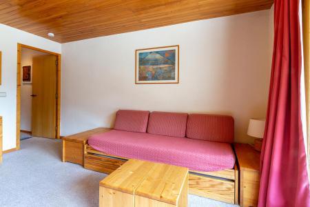 Vacances en montagne Appartement 2 pièces 4 personnes (010) - Résidence Sherpa - Méribel-Mottaret - Séjour