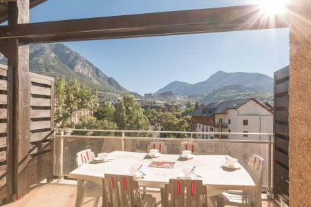 Vacances en montagne Appartement 3 pièces 6 personnes (608) - Résidence Signal du Prorel - Serre Chevalier