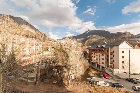 Location au ski Studio 4 personnes (610) - Résidence Signal du Prorel - Serre Chevalier - Extérieur été