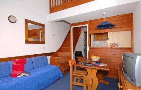 Vacances en montagne Résidence Silveralp - Val Thorens - Séjour