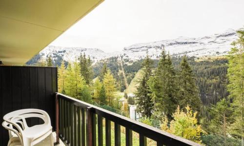 Wakacje w górach Studio 4 osoby (Confort 25m²-2) - Résidence Sirius - Maeva Home - Flaine - Na zewnątrz latem