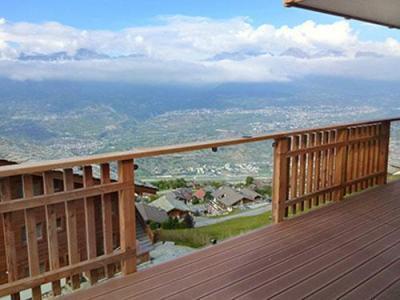Location au ski Appartement 4 pièces 6 personnes - Residence Ski Heaven Veysonnaz - Veysonnaz - Extérieur été