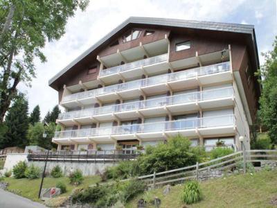 Vacances en montagne Résidence Solarium - Châtel - Extérieur été
