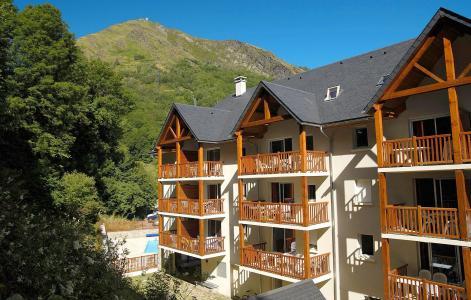 Vacances en montagne Résidence Soleil d'Aure - Saint Lary Soulan - Extérieur été