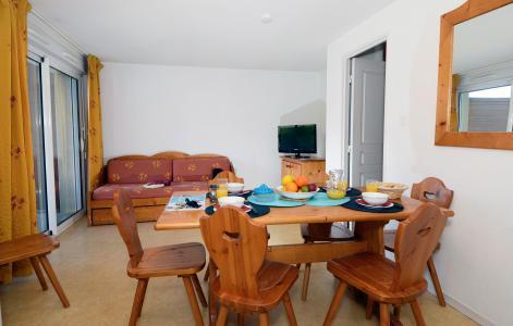 Vacances en montagne Résidence Soleil d'Aure - Saint Lary Soulan - Coin repas
