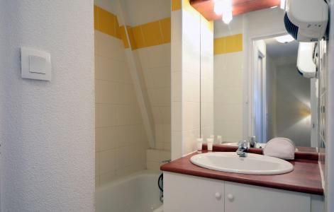 Vacances en montagne Résidence Soleil d'Aure - Saint Lary Soulan - Salle de bains