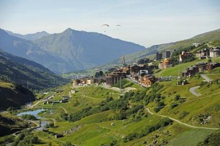 Location Les Menuires : Residence Soleil Vacances Les Menuires été