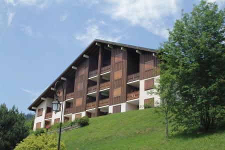 Rental Châtel : Résidence Sorbiers summer