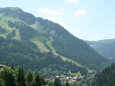 Rent in ski resort 3 room apartment 6 people (SQ004) - Résidence Squaw Valley - Châtel - Summer outside