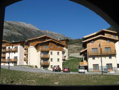 Rent in ski resort Studio 2 people (STS173) - Résidence St Sébastien 1 - Aussois - Summer outside