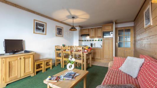 Vacances en montagne Appartement 3 pièces 4-6 personnes - Résidence Sun Valley - La Plagne