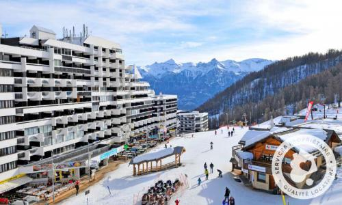 Location Puy-Saint-Vincent : Résidence Sun Valley - Maeva Home été