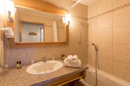 Vacances en montagne Résidence Sun Valley - La Plagne - Salle de bains