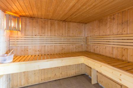 Vacances en montagne Résidence Sun Valley - La Plagne - Sauna