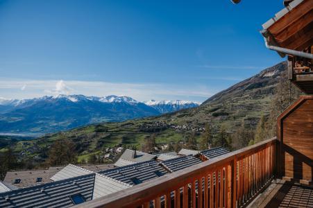 Vacances en montagne Résidence Sunêlia les Logis d'Orres - Les Orres - Extérieur été