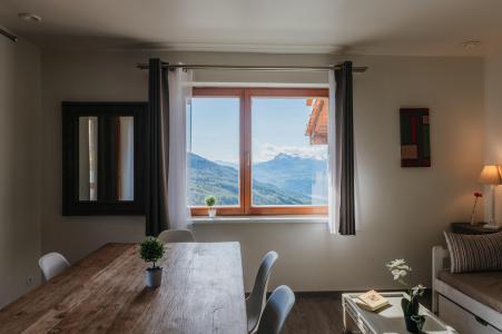 Vacances en montagne Appartement 3 pièces 6 personnes - Résidence Sunêlia les Logis d'Orres - Les Orres - Salle à manger