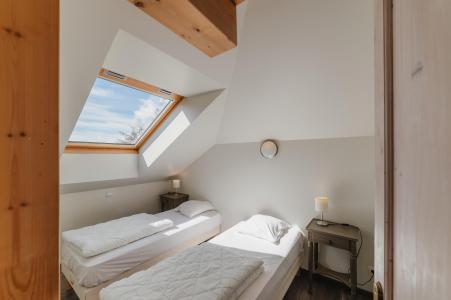 Vacances en montagne Résidence Sunêlia les Logis d'Orres - Les Orres - Chambre mansardée