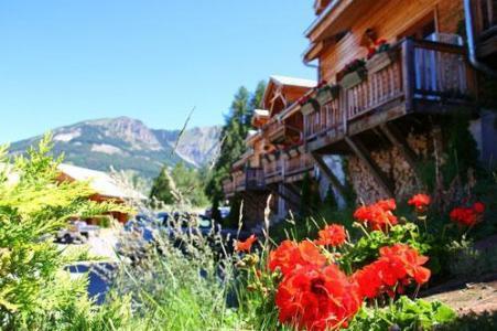 Location au ski Residence Sunelia Les Logis D'orres - Les Orres - Extérieur été