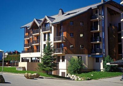 Location au ski Residence Sunotel - Les Carroz - Extérieur été