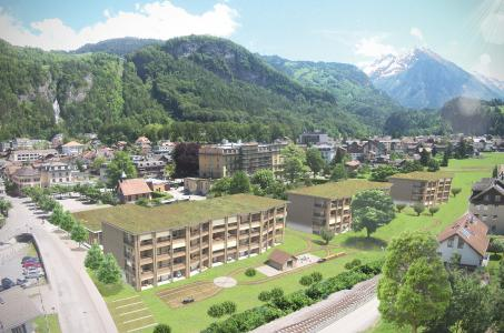 Location au ski Résidence Swisspeak Resorts Meiringen - Meiringen-Hasliberg - Extérieur été