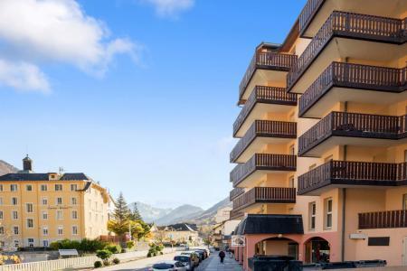 Location au ski Studio coin montagne 4 personnes (TARB27) - Résidence Tarentaise - Brides Les Bains - Extérieur été